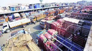 vashi market maharashtra bandh traders idle at vashi apmc the indian express