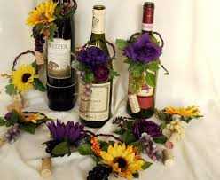 wine themed wedding centerpieces wedding centerpieces wine themed