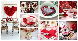 valentine u0027s day table decorations that you would love to copy