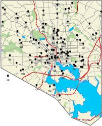 Baltimore City Map Substance Use And Misuse Baltimore City Health Department