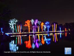 Zoo Lights Phoenix Attraction Of The Week Phoenix Zoo Lights Page 3 Of 3 Top Ten