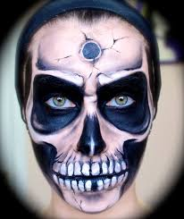 Old Man Halloween Makeup by Skeleton Face Makeup Halloween Pinterest Skeleton Face