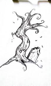 twisted tree by jenieo on deviantart