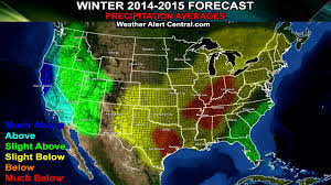 Weather Map Dallas by Usa Winter Weather Forecast For 2014 From Weatheradvancecom