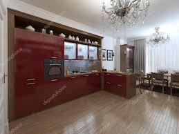 kitchen in the art deco style u2014 stock photo kuprin33 49110597