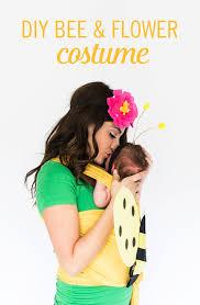 Halloween Costumes Bee Babywearing Halloween Costume Idea Bee U0026 Flower Happy Baby