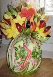 edible fruit basket edible fruit sculptures bouquets