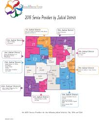 Silver City New Mexico Map by Service Providers