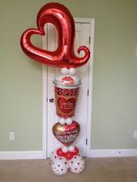 overnight balloon delivery use valentines balloons to transform your sweet present into the