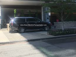 bwi to dc bwi airport black car and black suv service to silver spring md by