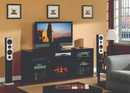 Home Entertainment Furniture Classic Flame Alexander Home Theater Electric Fireplace 26mm1404 C245