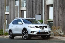 facelifted nissan x trail coming next year with more powerful
