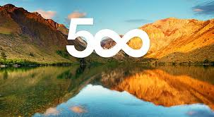 500px 500px Updated Its App To Enable Photo Uploading From Device