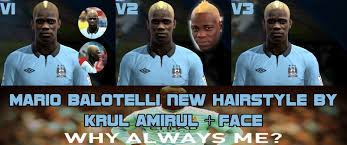 pes 2013 hairstyle ulamirul pes 2013 faces by kr