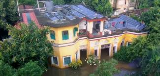 solar for home in india in rural india solar powers through a flood nexus media