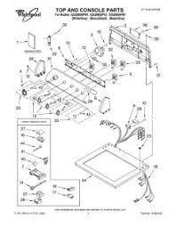 wiring diagram for whirlpool estate dryer u2013 readingrat net