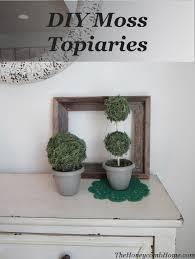 Herb Topiaries Topiary