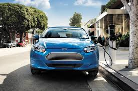 ford and alibaba are teaming up to bring electric vehicles to china