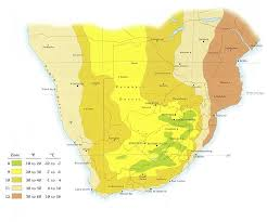 africa map climate zones climate zone map usa the groblog