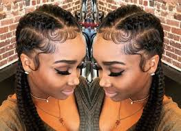 cornrow hairstyles for black women with part in the middle the 25 best braided hairstyles for black women cornrows ideas on