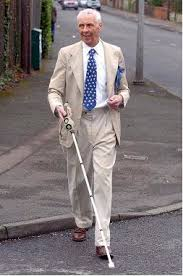 Blind People Stick 21st Century Walking Sticks