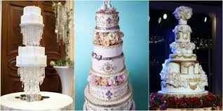 outrageous and crazy wedding cakes pictures u2014 delish com