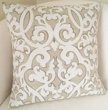 decorative throw pillow cover neutral pillow cushion accent