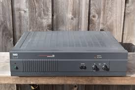 nad power amp 2100 amplifiers vintage audio exchange