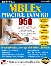 practice exam kit for the mblex