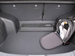 nissan leaf trunk space review 2015 nissan leaf canadian auto review