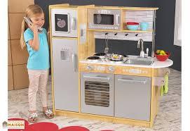 cuisine des enfants cuisine en bois pour enfants uptown naturelle 1 m kidkraft