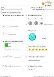 primaryleap co uk mental maths 4 worksheet