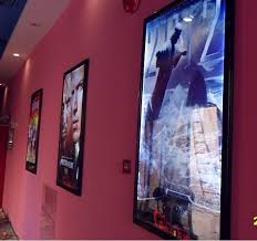 lighted movie poster frame movie poster frames goodfellas 11x17 movie poster framed custom