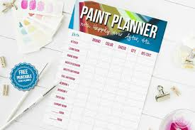 how to keep track of the paint colors in your home happily ever