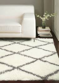 Gray And White Bathroom Rugs Ideas U0026 Tips Ambiance Gray And Yellow Shag Rugs Amb42732676 For