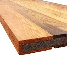 Plank Construction Style J Aaron Sir Belly Rustic Heart Pine Table Top Caddetails