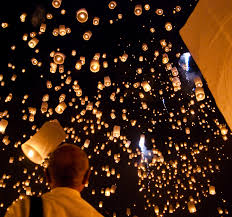 luck lanterns keep evil spirits away with japanese lucky charms