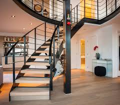 Industrial Stairs Design 15 Prodigious Industrial Staircase Designs You Ll Fall For