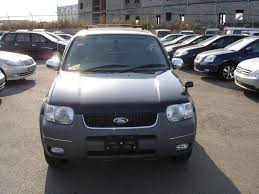 28 2002 ford escape xlt manual 121640 sell used 2002 ford