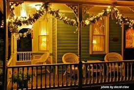 decorating front porch with christmas lights christmas light ideas to make the season sparkle
