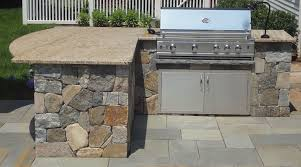 outdoor kitchen island outdoor kitchen and bbq island kit photo gallery oxbox