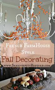 Halloween Country Decor Serendipity Refined Blog Inside The French Farmhouse Fall