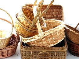 empty gift baskets empty baskets for gifts christmas gift wholesale canada