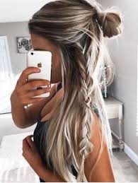 hairstyles for turning 30 braids are great way to show off multi tonal blonde hair keep