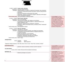Bad Examples Of Resumes by Work Examples Infinity Careers