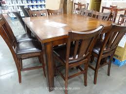 divine xenia piece dining set costco table ideas of also kitchen