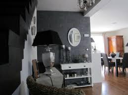 chambre gris taupe mur taupe et blanc chambre gris salon peinture galerie avec salon