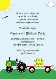 4th birthday invitations choice image invitation design ideas
