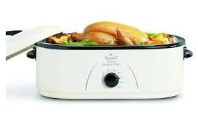 Toaster Oven Turkey Electric Turkey Roaster For The Holidays Get Cooking