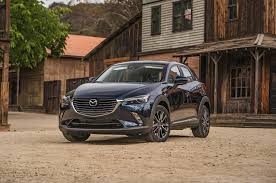 mazda car range 2016 2016 mazda cx 3 grand touring awd first test review motor trend